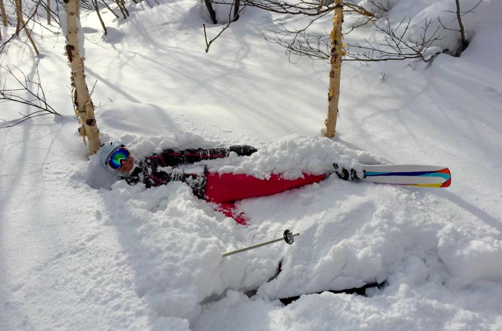 Japan Skiing 2